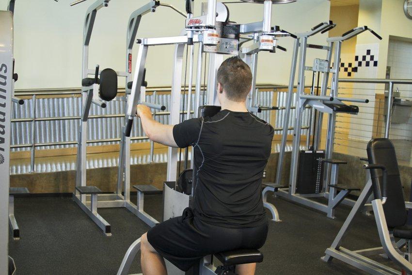 Целевые мышцы: Плечи